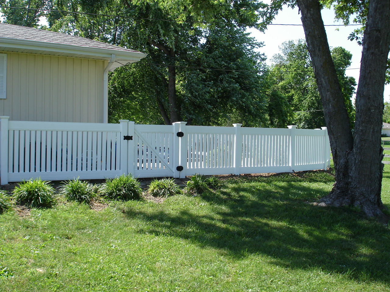Residential Fence W Bar Y Fence Company Residential Fences