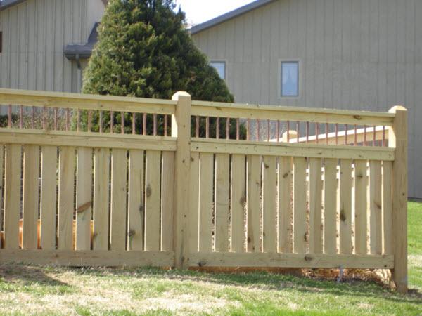 Residential Fence W Bar Y Fence Company Residential Fences