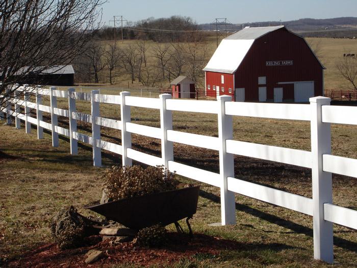 RANCH FENCE – W-Bar-Y Fence Company