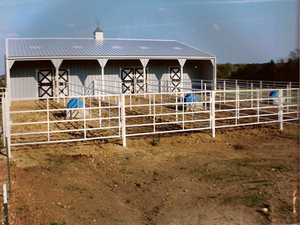Pipe Fence W Bar Y Fence Company