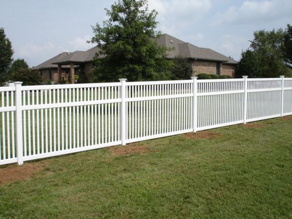 Residential Fence W Bar Y Fence Company